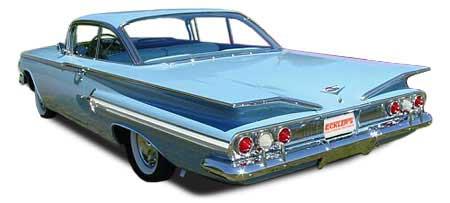 1960 Chevrolet Impala Information