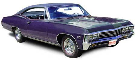 1967 Chevrolet Impala Information