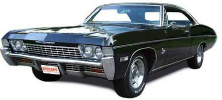 1968 Chevrolet Impala Information