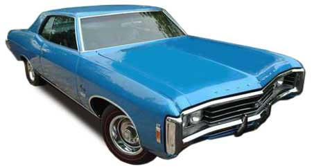 1969 Chevrolet Impala Information