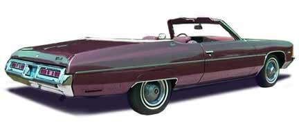 chevrolet impala 1972